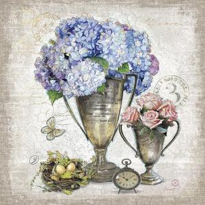 Vintage Estate Florals 3 by Chad Barrett