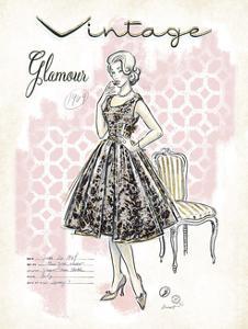 Vintage Glamour by Chad Barrett