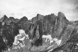 A View into Cirque of the Unclimbables by Chad Copeland