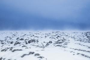Icelandic Landscape in the Winter by Chad Copeland