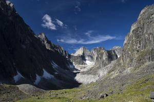 Mount Proboscis in Cirque of the Unclimbables by Chad Copeland