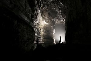 Spelunking the Longest Lava Tube in North America by Chad Copeland