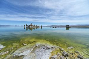 View of Tufa Towers in Mono Lake by Chad Copeland