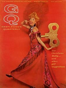 GQ Cover - December 1964 by Chadwick Hall