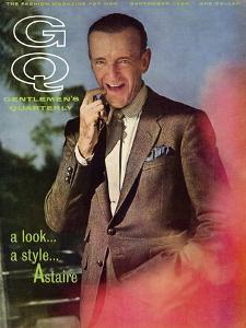 GQ Cover - September 1964 by Chadwick Hall