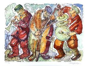 Trio by Chaim Goldberg