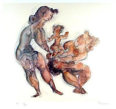 Women with Child