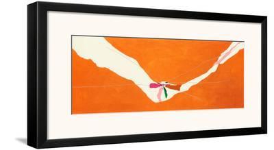 Chairman of the Board, c.1971-Helen Frankenthaler-Framed Art Print