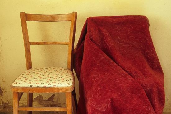 Chairs-Den Reader-Premium Photographic Print