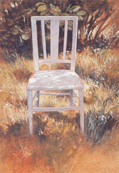 Chaise de Bois-Pascal Amblard-Art Print