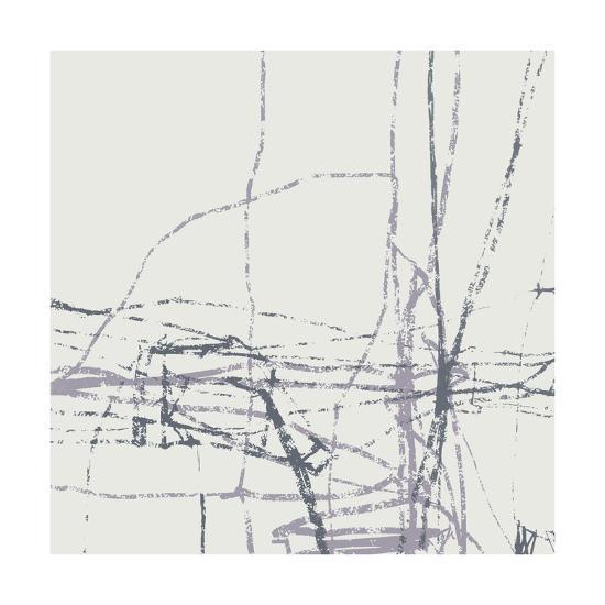 Chalk Doodles H-Gregory Garrett-Premium Giclee Print