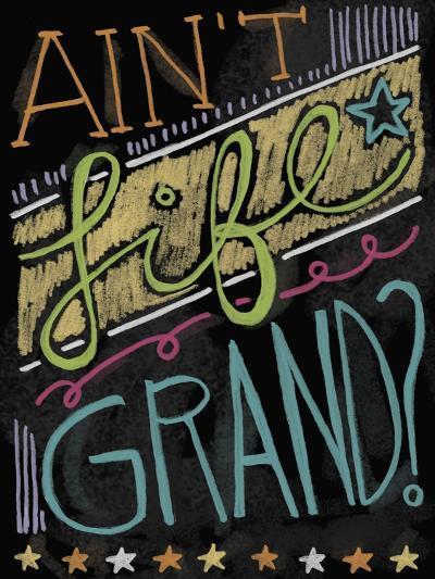 Chalk it Up 3-Holli Conger-Giclee Print