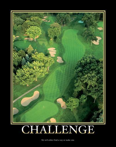 Challenge--Art Print