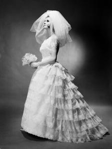 Bride in Lace by Chaloner Woods
