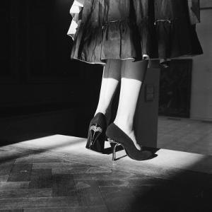 Fancy Heel by Chaloner Woods