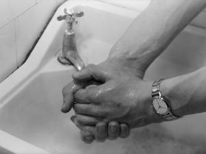 Now Wash Your Hands by Chaloner Woods