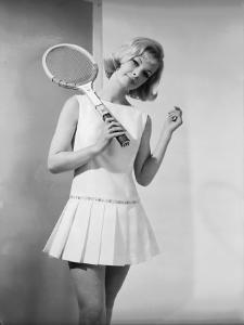 Tennis Dress by Chaloner Woods