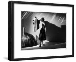 be26864a88f Beautiful Lingerie Black and White Photography framed-posters ...