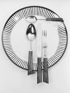 Three-Course Meal by Chaloner Woods