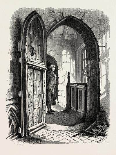 Chamber in Warwick Church, UK, 19th Century--Giclee Print