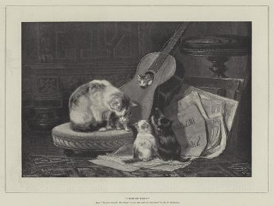 Chamber Music--Giclee Print