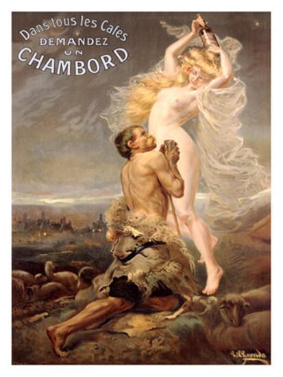 Chambord- Pinrrido-Giclee Print