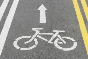 Bike Lane, Road For Bicycles by ChamilleWhite