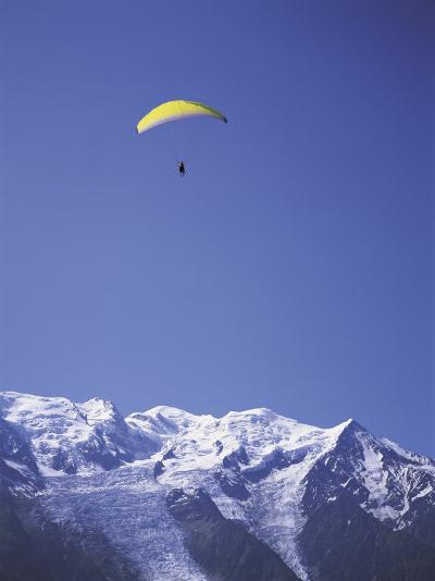 Chamonix-Mont-Blanc, France--Photographic Print