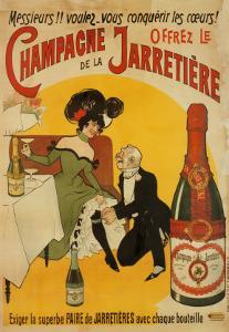 Champagne De La Jarretiere