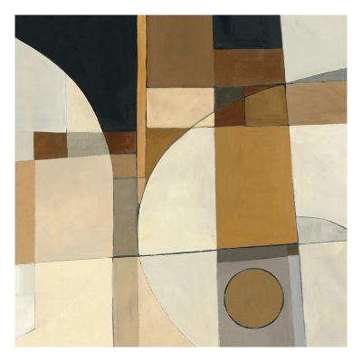 Champagne II-Mike Schick-Art Print