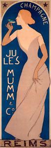 Champagne Ju Les Mumm