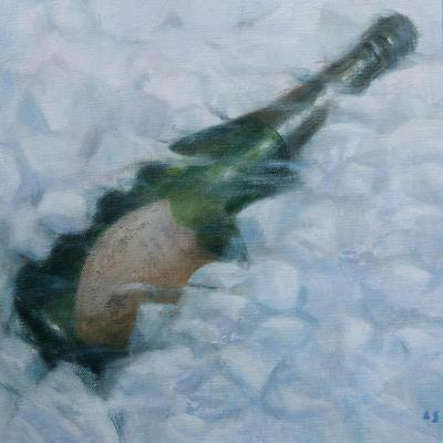 Champagne on Ice, 2012-Lincoln Seligman-Giclee Print