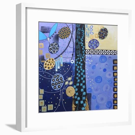 Champagne Wishes and Caviar Dreams-Lynn Hughes-Framed Giclee Print