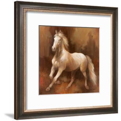Champion Stock II-Elaine Vollherbst-Lane-Framed Art Print