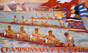 Championnats Aviron Geneve