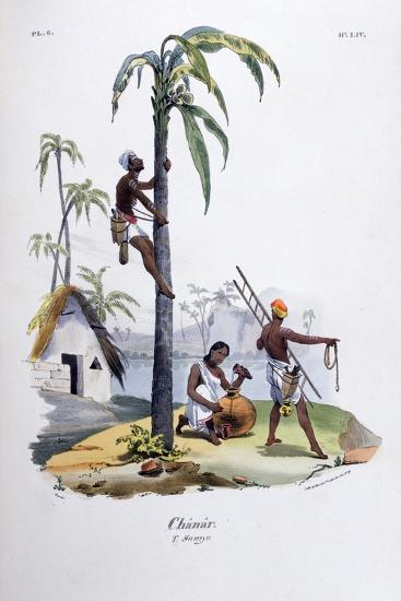 Chanar, 1828-Jean Henri Marlet-Giclee Print