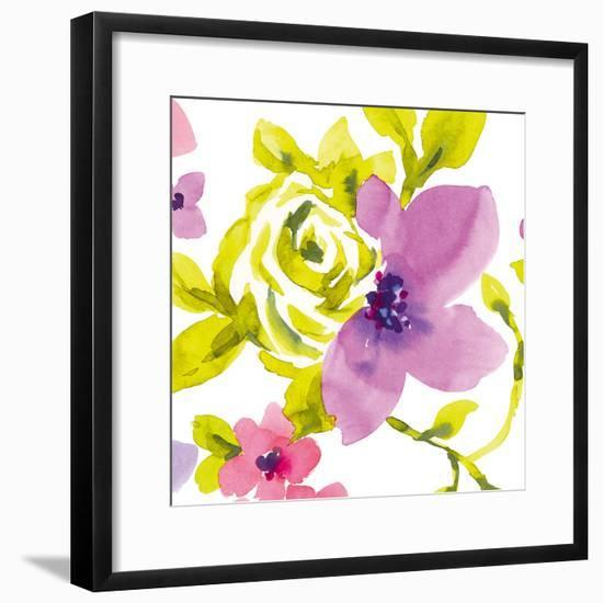 Chancay II-Sandra Jacobs-Framed Giclee Print