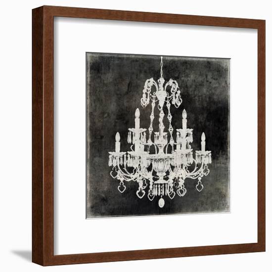 Chandelier II-Oliver Jeffries-Framed Giclee Print