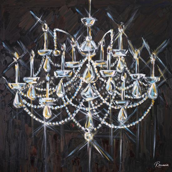 Chandelier II-Heather French-Roussia-Premium Giclee Print
