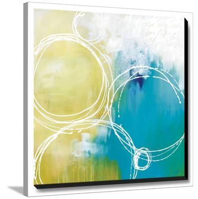 Chandelier-Julie Hawkins-Stretched Canvas Print