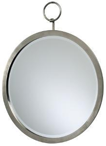 Chandler Round Hanging Mirror