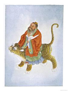 Chang Tao-Ling Chinese Philosopher Founder of Taoism
