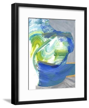Change Course-Veronica Bruce-Framed Art Print