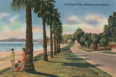 Channel Drive, Montecito, Santa Barbara