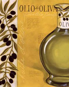Olio di Oliva I by Chantal Godbout