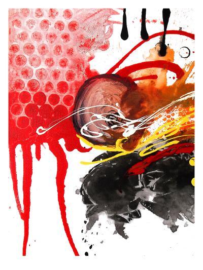 Chaos B-Destiny Womack-Art Print