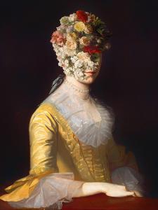Flower Veil by Chaos & Wonder Design