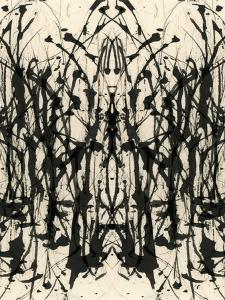 Gothic Abstract III by Chaos & Wonder Design