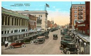 Chaparral Street, Corpus Christi, Texas