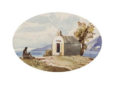 Chapel by the Sea-Giacinto Gigante-Giclee Print